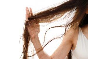 capelli sole e sale