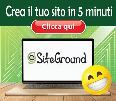 link sito siteground