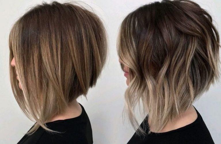 capelli corti asimmetrici