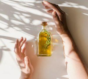 olio protezione solare capelli